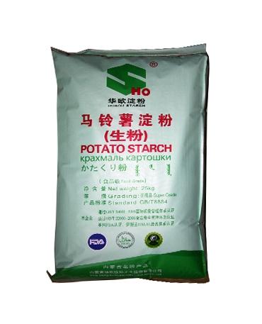 Potato Starch (potato flour)